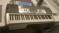 Casio piano keyboard wity lighting keys Lawrenceville, 30044