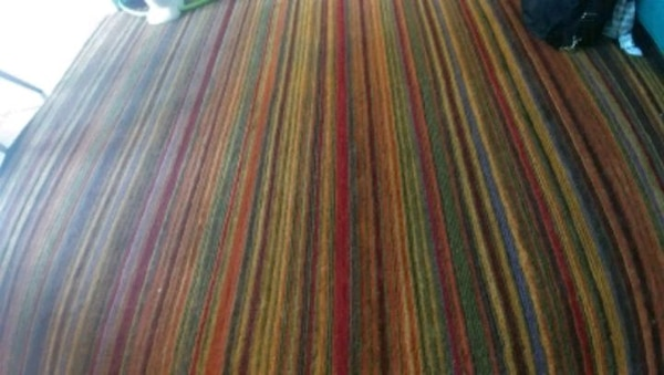 5*8 carpet from land of Nod (Crate and Barrel)