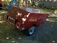 brown and black utility trailer Henderson, 89011