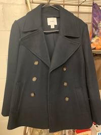 Old navy navy blue peacoat  Toronto, M3B 2W4