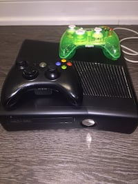 Xbox 360 with 16 games  Milton, L9T 6M1