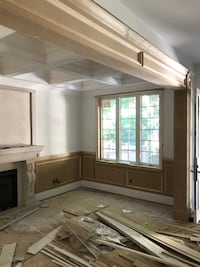 Finish carpentry - trim - woodworking Markham