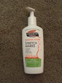 Stretch mark lotion