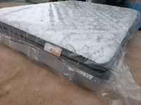 Brand new double / full  mattress, extra thick eurotop. Delivery Edmonton, T5W 0S9