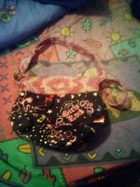 black and green floral purse Chesterville, 04938