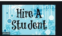 student for hire