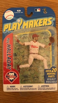 Roy Halliday playmaker action figure