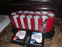 World Poker Tour WPT set-never been used Katy, 77494