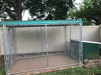 Outdoor Kennel w Dog House Edison, 08817
