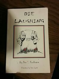 Die Laughing by Don S. Cochrane book
