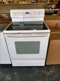 GE range used comes with 90 days parts and labor Lakeland, 33801