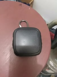 black and gray Bluetooth speaker Cabot, 72023