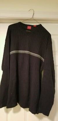 Large Navy Sweater  Clifton, 20124