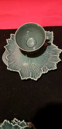 Woodfield by steubenville tea and toast set