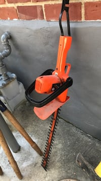 Electric Hedge trimmers Rockville, 20853