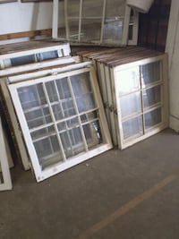 Common 6 pane wood windows see more info West Columbia, 29170