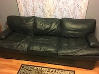 Leather couch and matching chair Ladson, 29456
