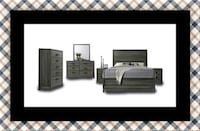 11pc Kate bedroom set with mattress Greenbelt, 20770