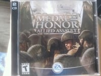 PC-CD NEVER USED MEDAL OF HONOR St. Catharines, L2N 5S6
