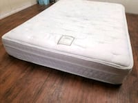 Double mattress pillowtop. 90$ delivery 30 Edmonton, T5A 4Y6
