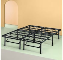 Memory foam Mattress and frame double