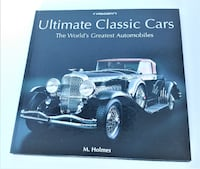 Ultimate Classic Cars 158 page hardcover