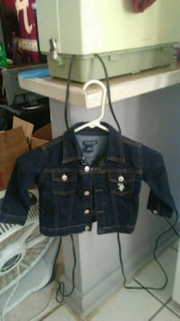 Lil girl polo blue jean jacet Montgomery, 36107