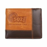 501/Genuine Leather Men Wallets Coin Pocket Zipper London, N6P 0E2