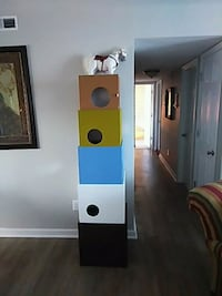 Stackable cat tower Columbia, 29212