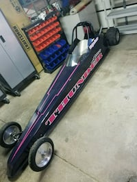 Junior dragster Akron, 44319