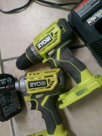 18 volt brushless impacts and drill  Hollywood, 33020