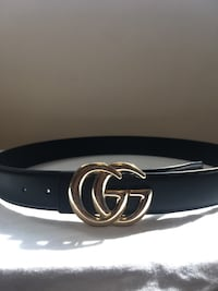 Glossy Gold on Black Gucci Rep Belt Mississauga, L5N 7G3