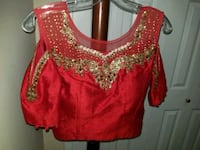 Beautiful designer blouse (Size M-L) Surrey, V3X 1W4