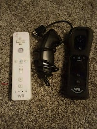 black Nintendo Wii console with controller Weld County, 80624