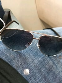 silver-colored framed aviator sunglasses San Francisco, 94111