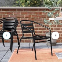 corrales stacking patio dining chair Markham, L3T 0C8