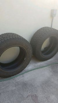 Toyo AT2 pair 35x12.5×20 San Jose, 95125