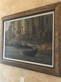 Oil Painting - Venice Impression