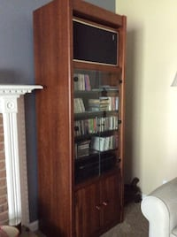 2 piece entertainment center (together or separate) in Rockville, MD 20852 Rockville