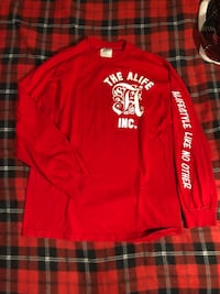 Alife long sleeve shirt Toronto, M6J 1N9