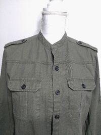 $8 - Distressed Military-Styled Jacket Toronto