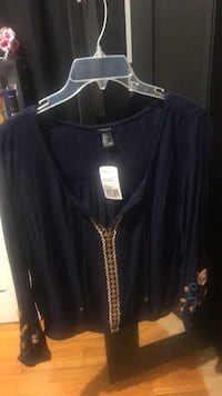 Cute Navy blue top  Commerce, 90040