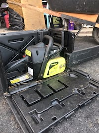 black and yellow Poulan Pro chainsaw Martinsburg, 25404