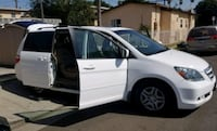 2007 Honda Odyssey EX w/ Leather and DVD RES Los Angeles