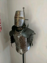 Functional suit of armor, sword and stand  Los Angeles, 90042