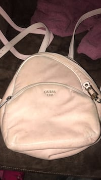 women's white leather sling bag Surrey, V3R 2K4