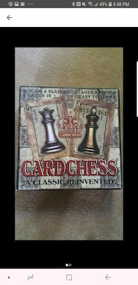Card Chess Game