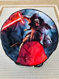 Brand new with tags attached Kylo Ren saucer chair.  Excellent shape.
