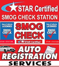 smog check & REGISTRATION SERVICES Beaumont