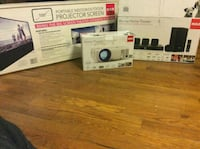 Projector set  Conyers